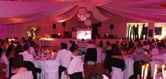 DJ Dijon chic événement - DJ mariage Eclairage - Eclairage mariage côte d'or